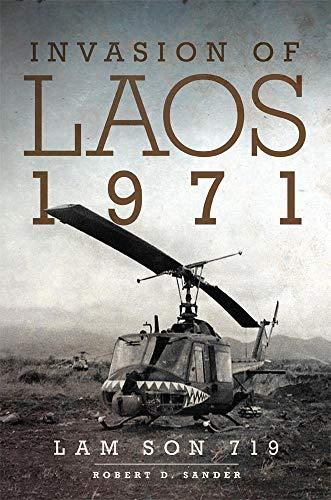 9780806148403: Invasion of Laos, 1971: Lam Son 719