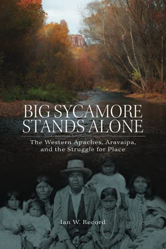 Big Sycamore Stands Alone: Western Apaches, Aravaipa, and the Struggle for Place (Paperback): Ian W...