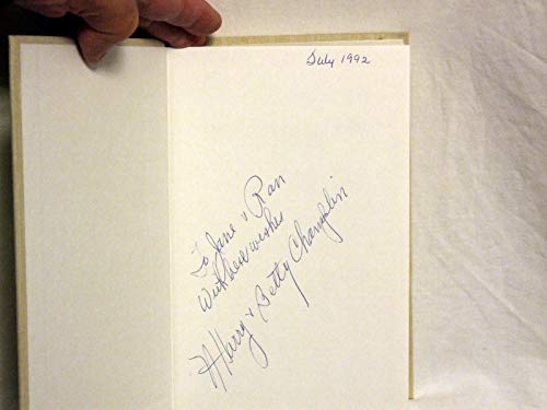 Mud, Mesquite and Muskeg (Inscribed By Author): Champlin, Harry N.