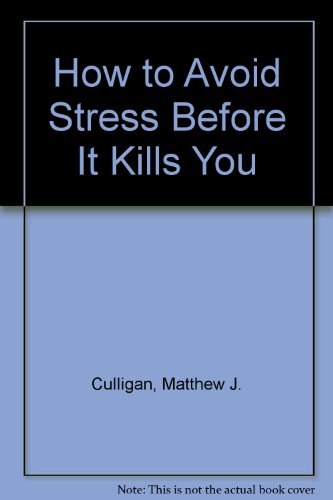 9780806253220: How to Avoid Stress Before It Kills You