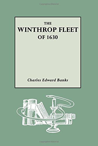The Winthrop Fleet of 1630 (Paperback)
