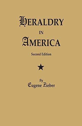 9780806307381: Heraldry in America. Second Edition