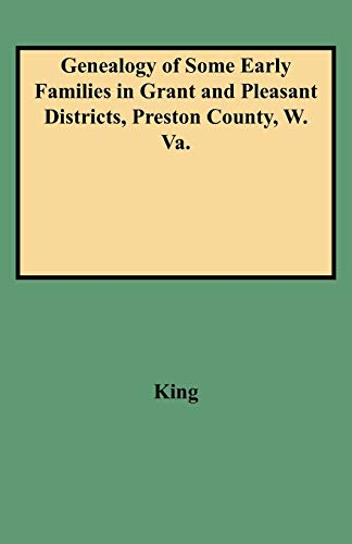 Genealogy of Some Early Families in Grant: Edward T. King