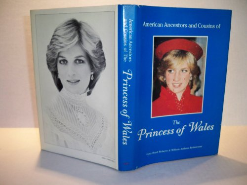 9780806310855: American Ancestors and Cousins of the Princess of Wales
