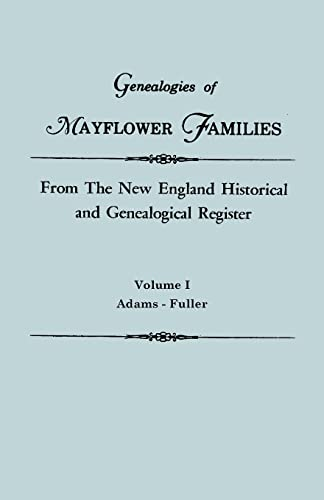 9780806310961: Dictionary of First Settlers of New England