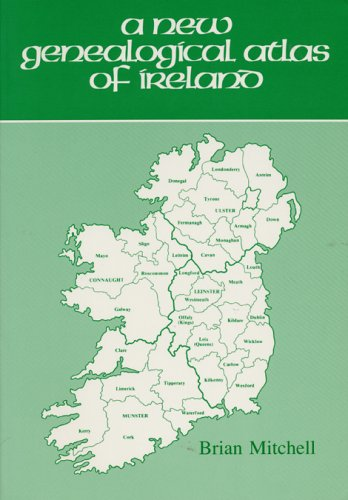 New Genealogical Atlas Of Ireland