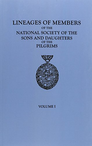 Lineages of Members of the National Society: National Society of