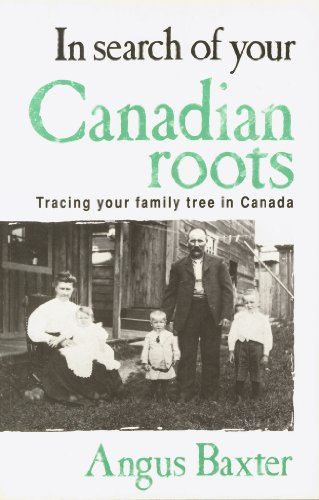 9780806312507: In search of your Canadian roots