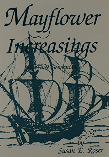 9780806312583: Mayflower increasings: For three generations