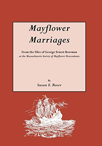 9780806312750: Mayflower Marriages