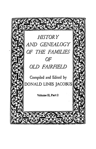 History and Genealogy of the Families of
