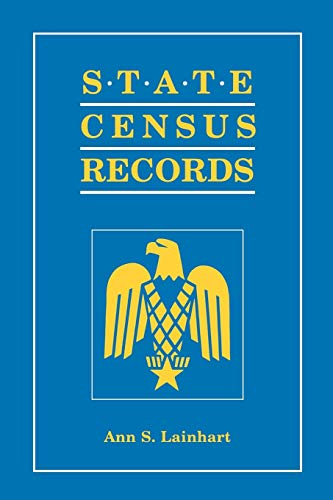 9780806313627: State Census Records