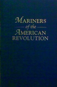 Mariners of the American Revolution: Kaminkow, Jack and