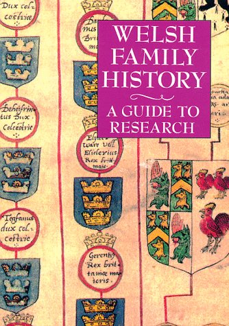 9780806314396: Welsh Family History: A Guide to Research