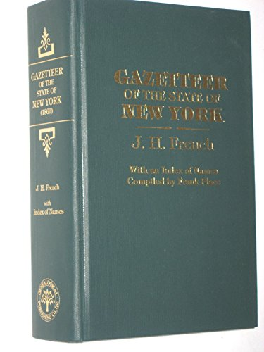 9780806314563: Gazetteer of the State of New York (1860), Reprinted with an Index of Names