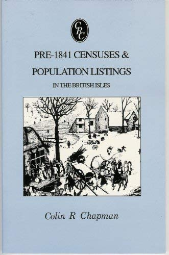 9780806315027: Pre-1841 Censuses & Population Listings in the British Isles (Chapmans Records Cameos Series) (#959)