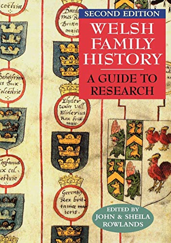 9780806316208: Welsh Family History A Guide to Research Second Edition