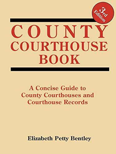 9780806317977: County Courthouse Book, 3rd Edition