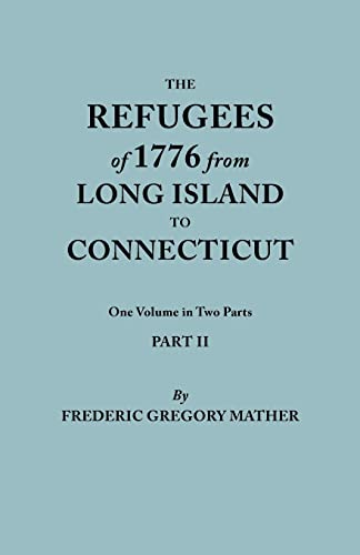 The Refugees of 1776 from Long Island