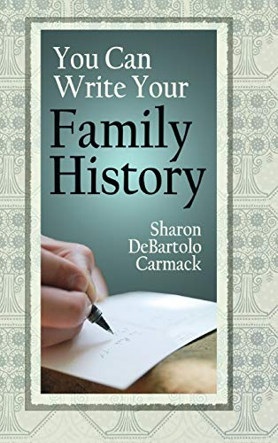 9780806320502: You Can Write Your Family History