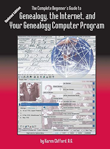 9780806320519: The Complete Beginner's Guide to Genealogy: the Internet and Your Genealogy Computer Program. Updated Edition