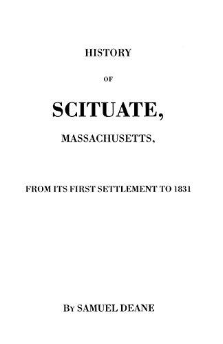 9780806345970: History of Scituate, Massachusetts