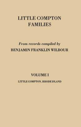 9780806347035: Little Compton Families (2 Volumes) (9196)