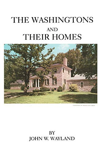 9780806347752: The Washingtons and Their Homes