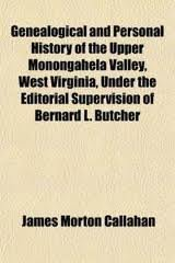 9780806348490: Genealogical and Personal History of the Upper Monongahela Valley, West Virginia