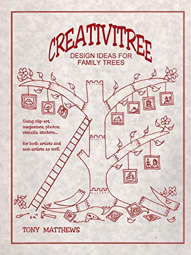 9780806351186: Creativitree: Design Ideas for Family Trees
