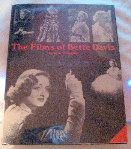 9780806501109: Films of Bette Davis