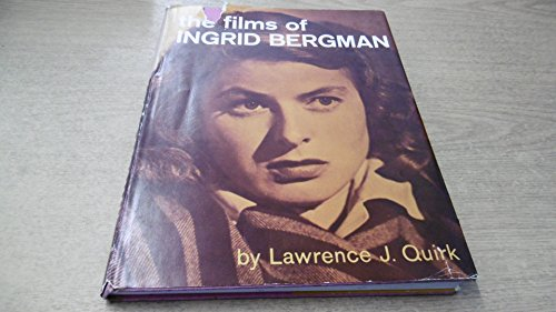 9780806502120: The films of Ingrid Bergman, (Film Books)