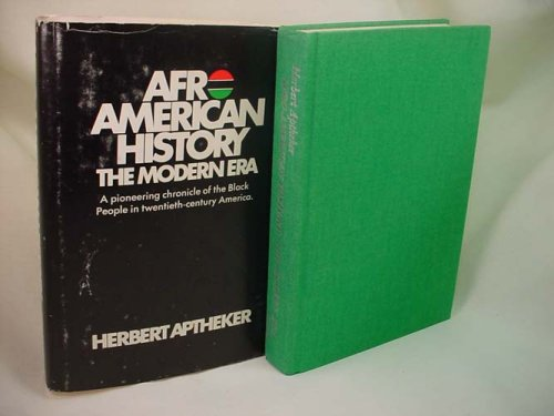 9780806502281: Afro-American history: the modern era