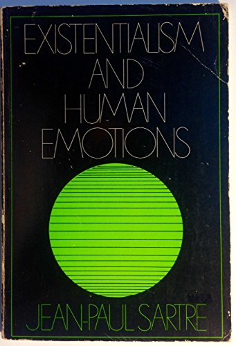 9780806502441: Existentialism and Human Emotions