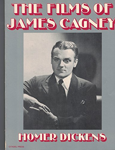 9780806502779: Films of James Cagney