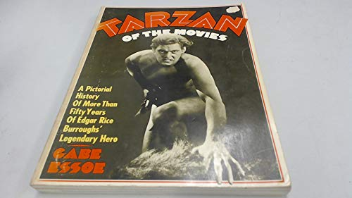 9780806502953: Tarzan of the Movies: A Pictorial History of More Than Fifty Years of Edgar Rice Burroughs' Legendary Hero (Citad)