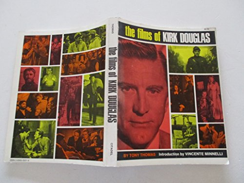 9780806502977: The films of Kirk Douglas