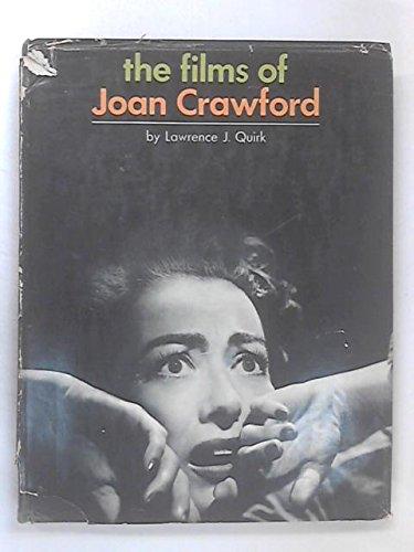 9780806503417: Films of Joan Crawford (Film Books)