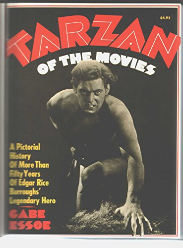 9780806503431: Tarzan of the Movies: A Pictorial History of More Than Fifty Years of Edgar Rice Burroughs' Legendary Hero (Film Books)