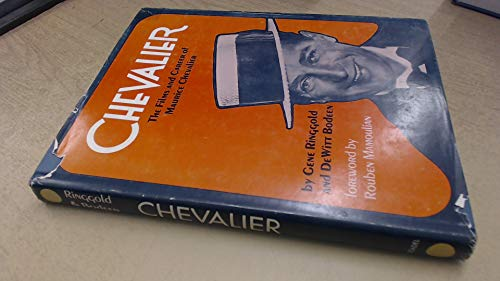 9780806503547: Chevalier: The Films and Career of Maurice Chevalier