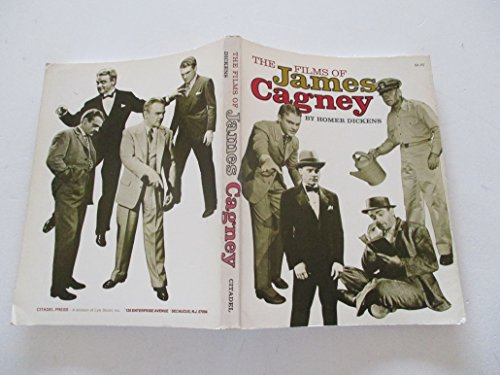 9780806504124: Films of James Cagney