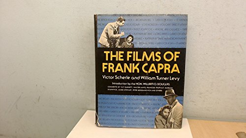 The Films of Frank Capra: Scherle, Victor and Levy, William Turner