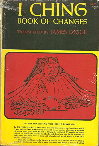 9780806504582: I Ching: Book of Changes