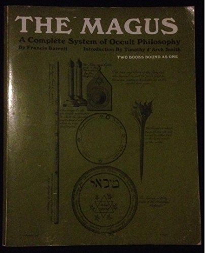 9780806504629: The Magus: Complete System of Occult Philosophy