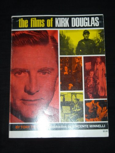 9780806505015: The Films of Kirk Douglas