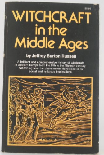 9780806505046: Witchcraft in the Middle Ages