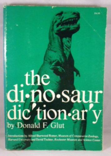 9780806505190: Dinosaur Dictionary
