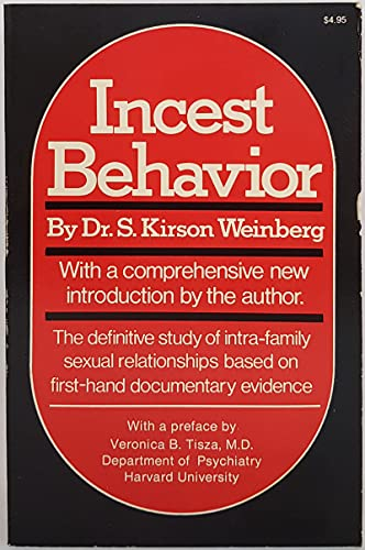 9780806505336: Incest Behavior