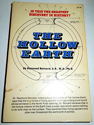 9780806505466: The Hollow Earth The Greatest Geographical Discovery in History