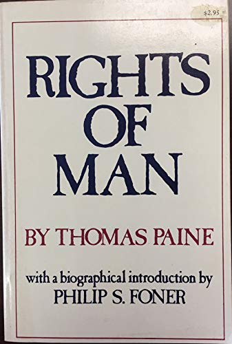 9780806505480: Rights of Man